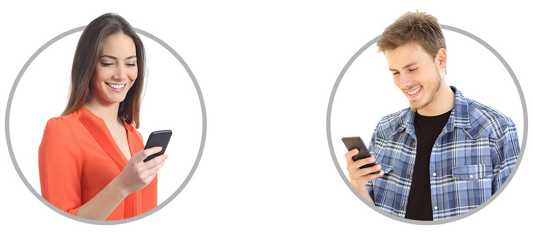Video Chat, Audio Chat and Messaging