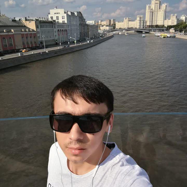 Video Call with Орипов