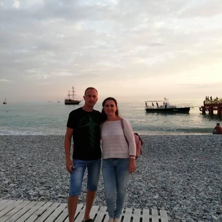 Video Call with Виталик
