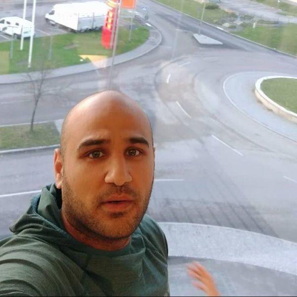 Video Call with Mahmod