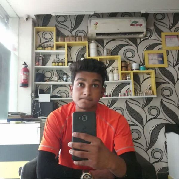 Video Call with Shivam