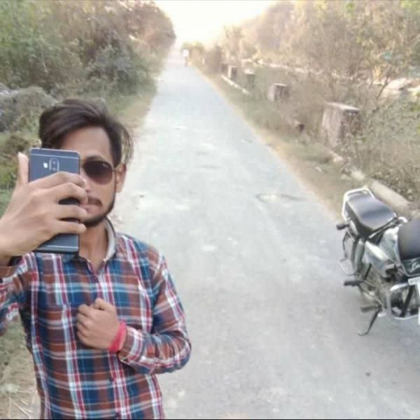 Video Call with Vikas