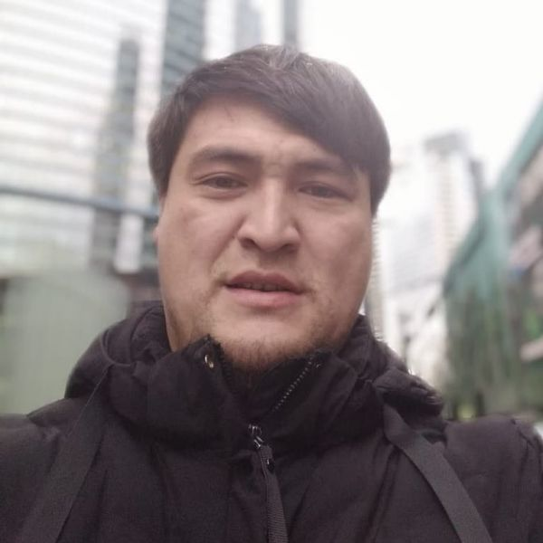 Video Call with Muhammadjon