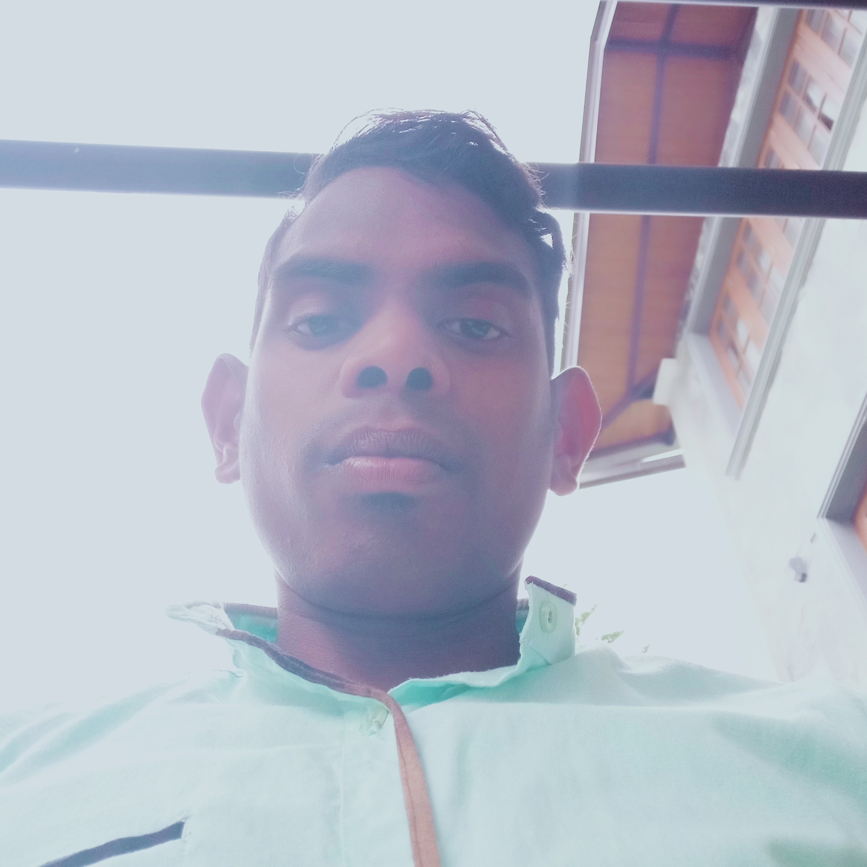 Video Call with Mahendran