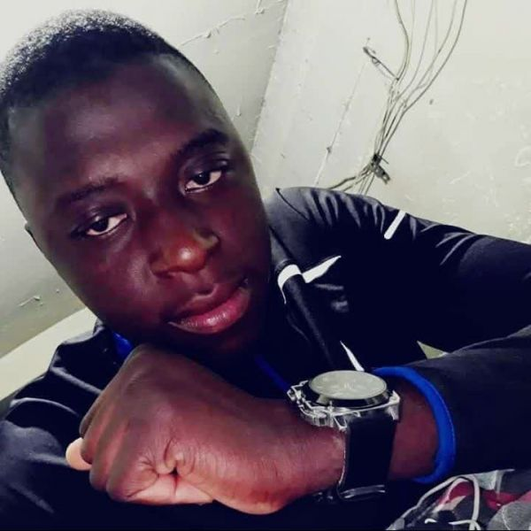 Video Call with Souleymane
