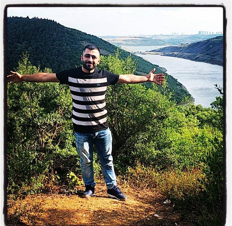 Video Call with Özcan I.
