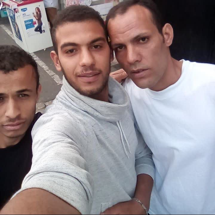 Video Call with إبراهيم الشوكى