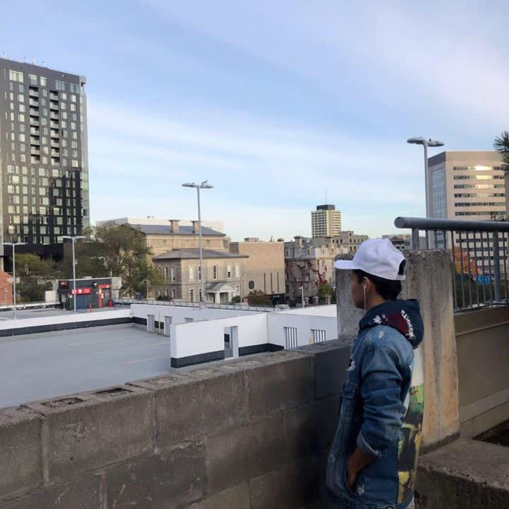 Video Call with Jarren