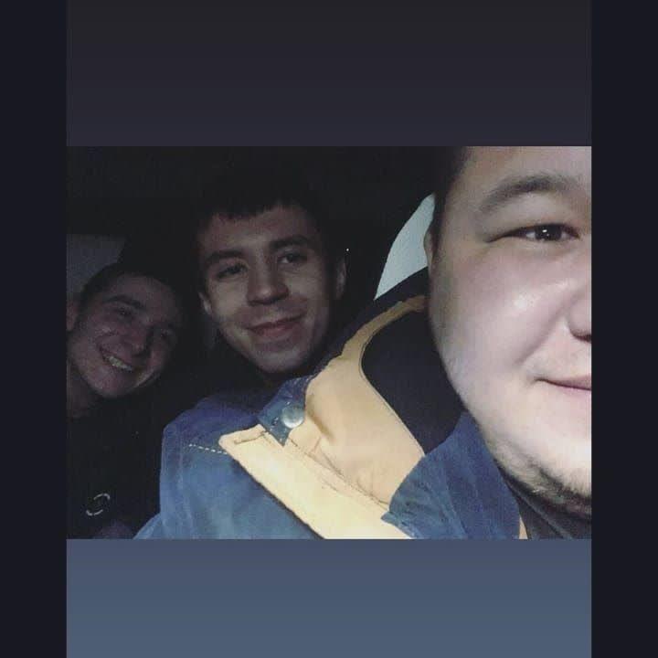 Video Call with Дэнчик