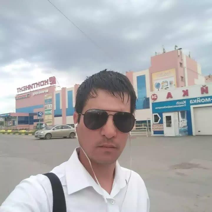 Video Call with Жахонгир