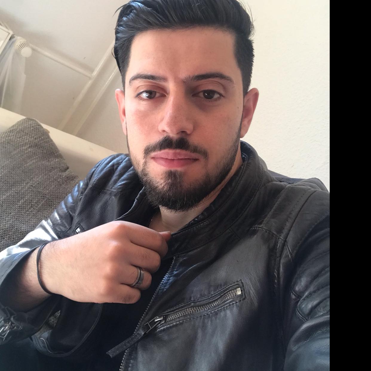 Video Call with Ibrahem
