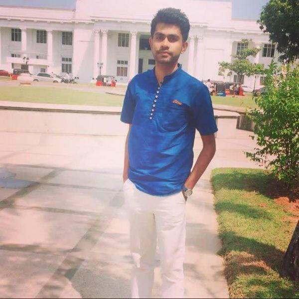 Video Call with Tharindu
