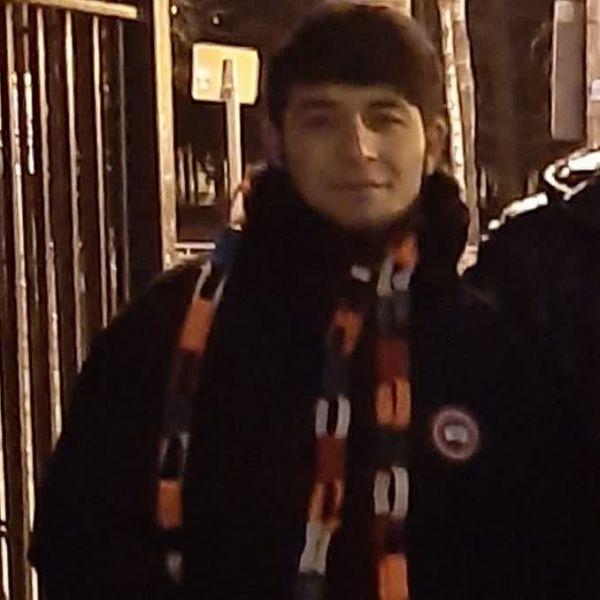 Video Call with Bakhtiyr