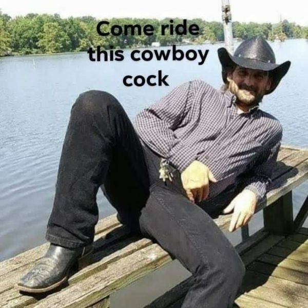 Video Call with cowboybob