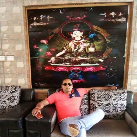 Video Call with Pratap Singh