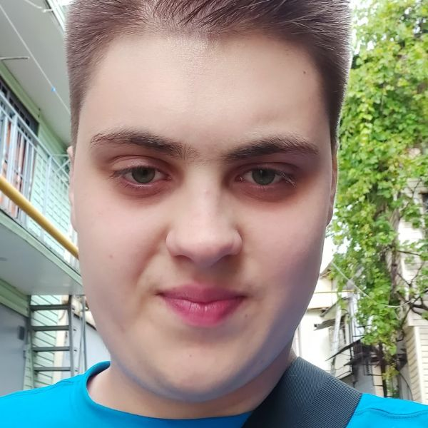 Video Call with Давид
