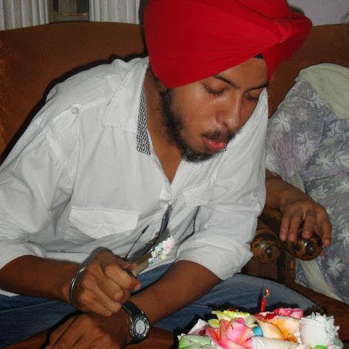 Video Call with Gurupreet Singh
