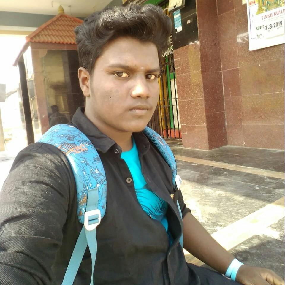 Video Call with Jagadesh