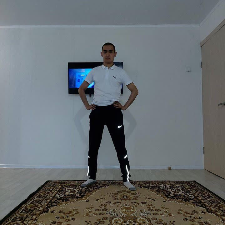 Video Call with Данияр