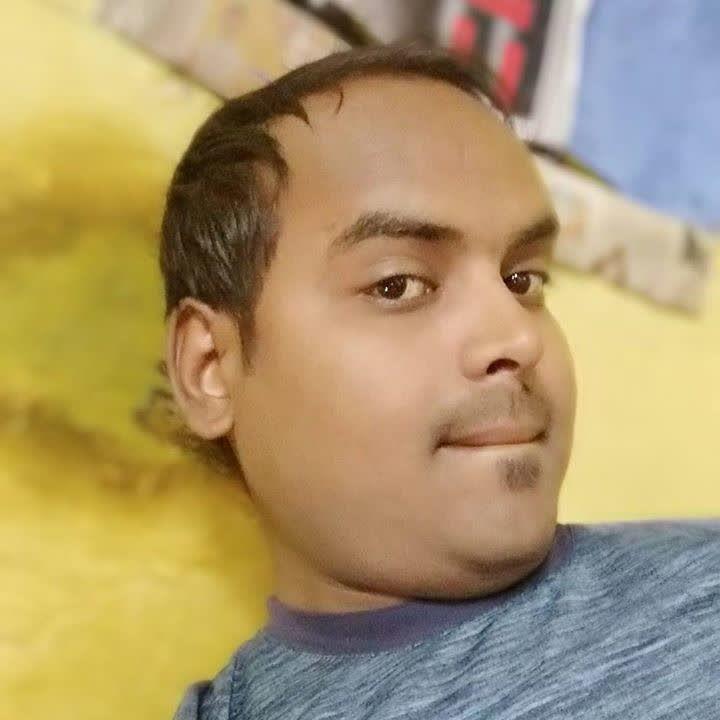 Video Call with rocky Gupta