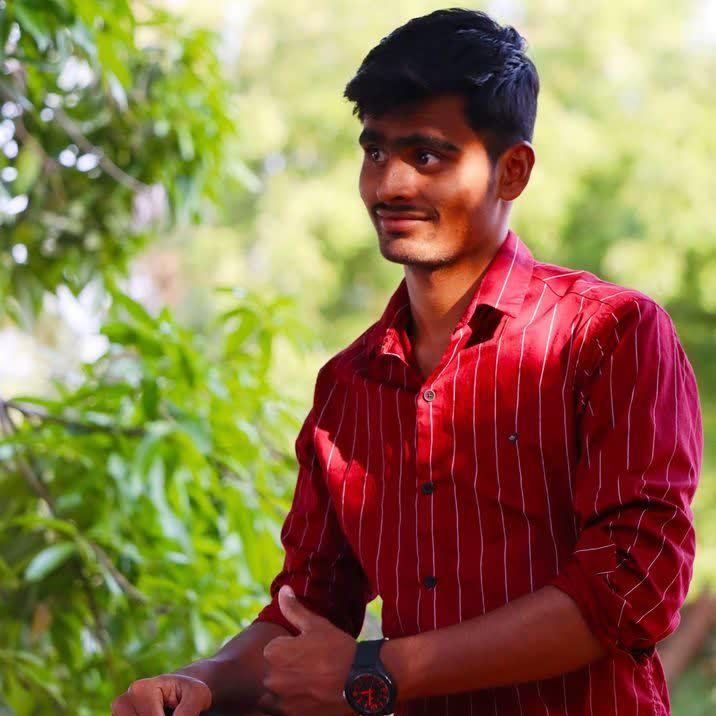 Video Call with Naveen Kumar