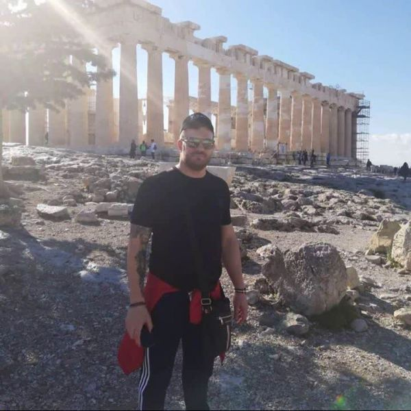 Video Call with Μανώλης