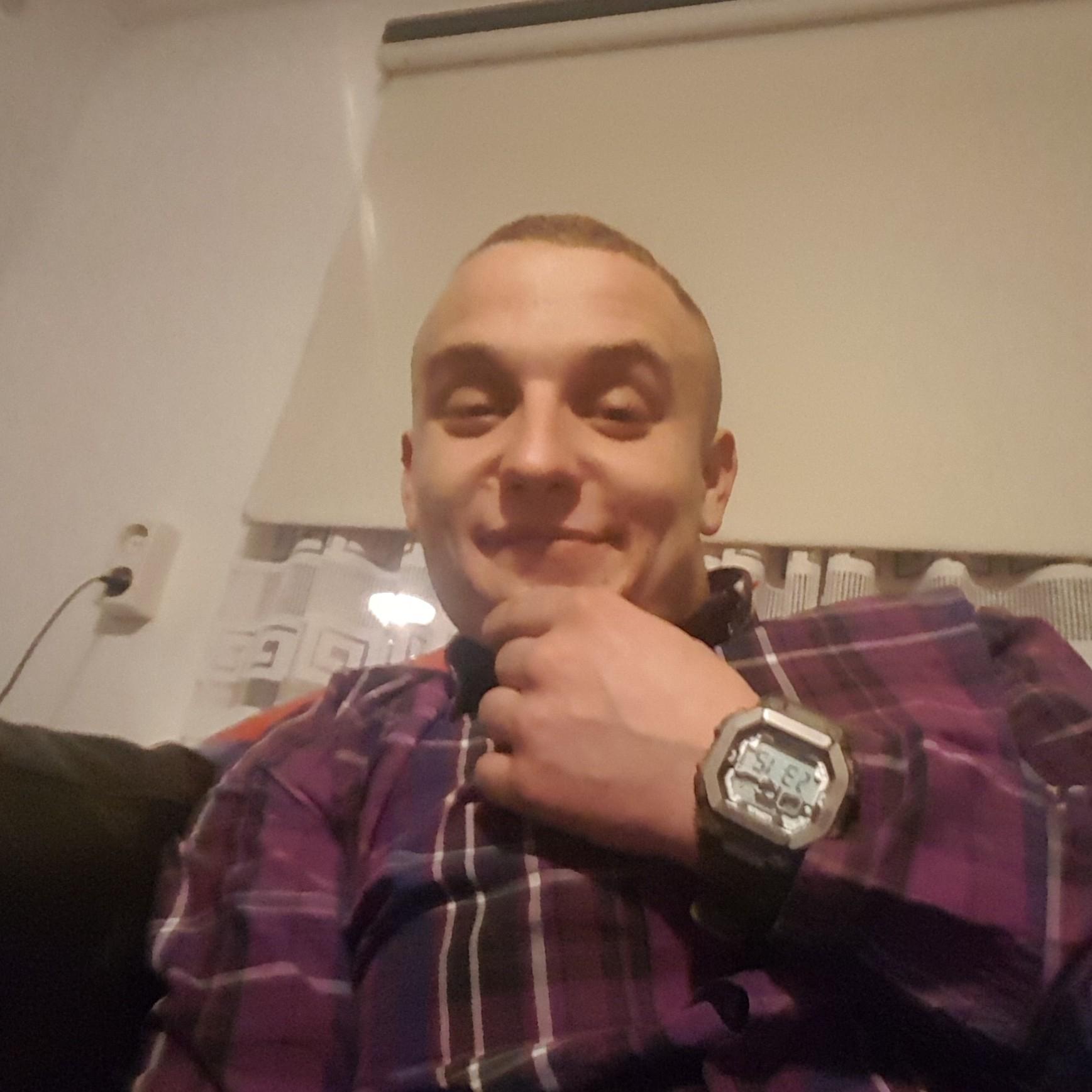 Video Call with Przemek