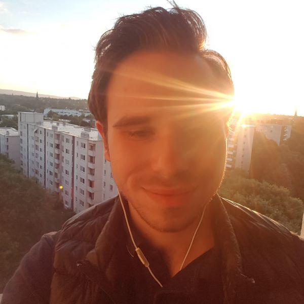 Video Call with Sebastian