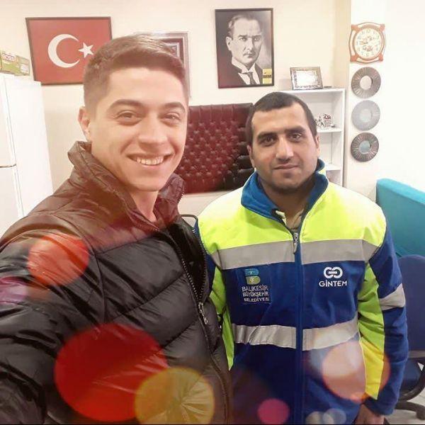 Tc Mustafa ile Görüntülü Görüş