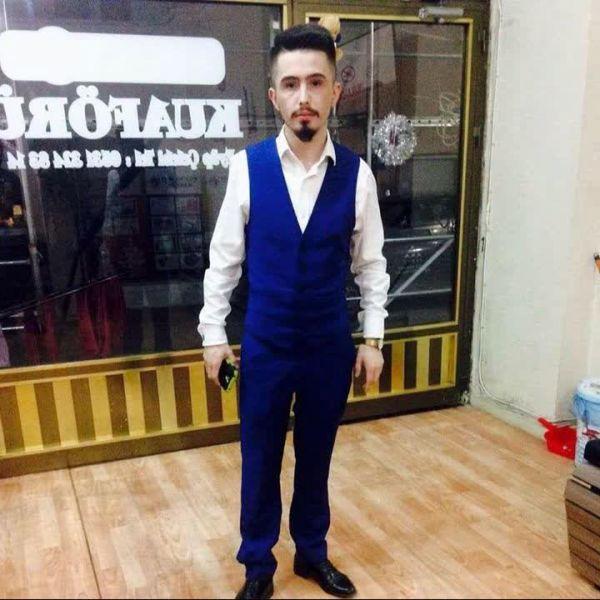 Video Call with Eyüp