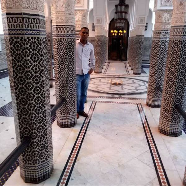 Abdellatif ile Görüntülü Görüş