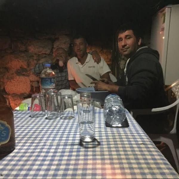 Hacı ile Görüntülü Görüş