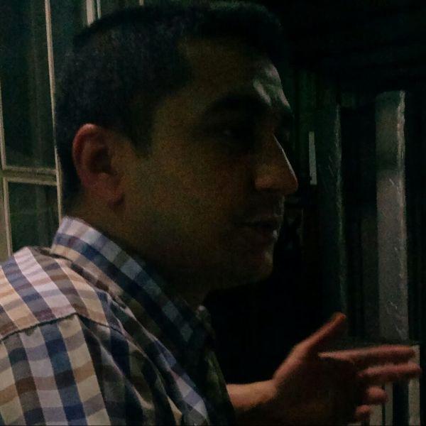Video Call with karam