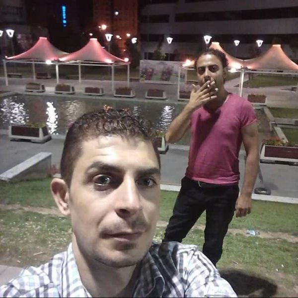 Video Call with بسام
