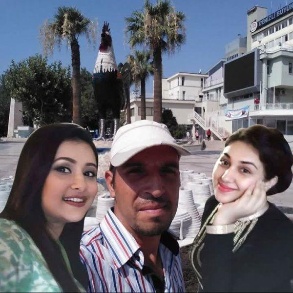 Video Call with Tahir imre