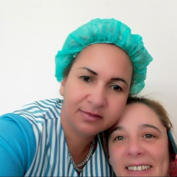 Eva Souza ile Görüntülü Görüş