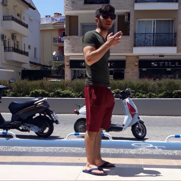 Video Call with seyfettin
