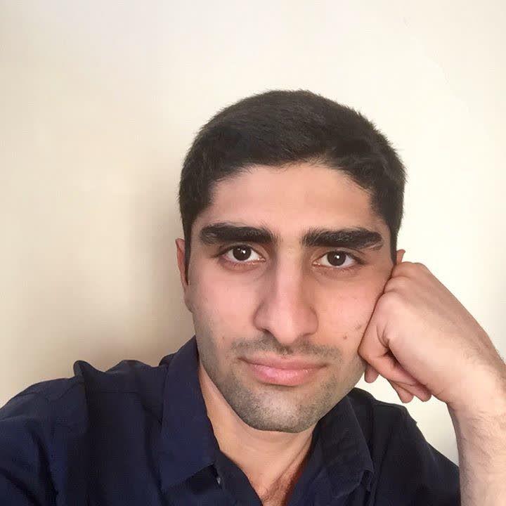 Reza ile Görüntülü Görüş