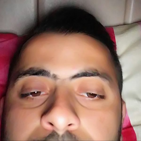 Video Call with ahmet