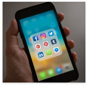 Hesabını sosyal medyanda paylaş.