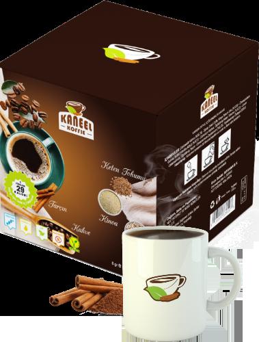 Kaneel Koffie